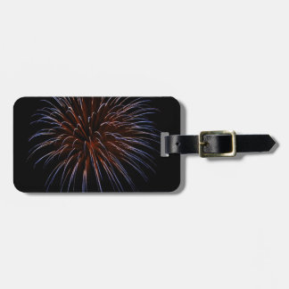 Big Bang Luggage Tag