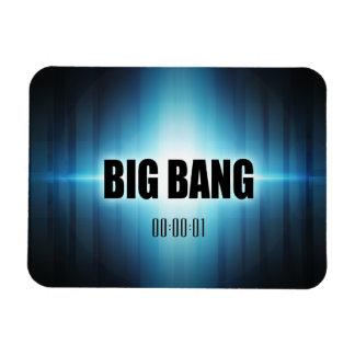 Big Bang Rectangular Photo Magnet