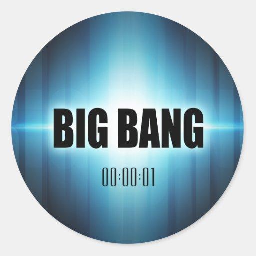 Big Bang Stickers