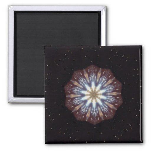 Big Bang Theory Kaleidoscope Fridge Magnets