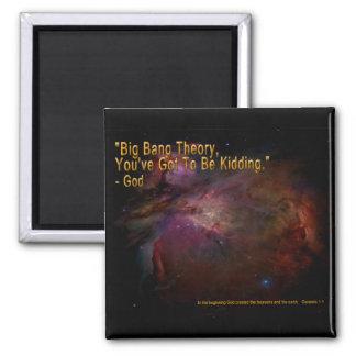Big Bang Theory Magnet