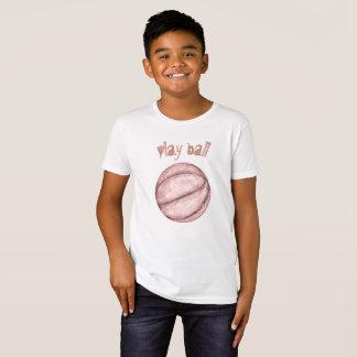 Big basketball T-Shirt