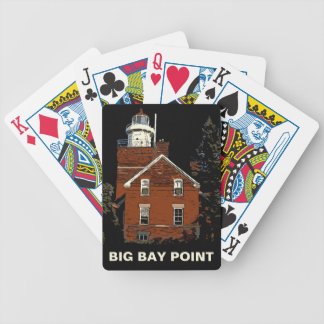 BIG BAY POINT BICYCLE PLAYING CARDS