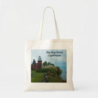 Big Bay Point Lighthouse Tote Bag