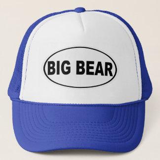 Big Bear California Trucker Hat