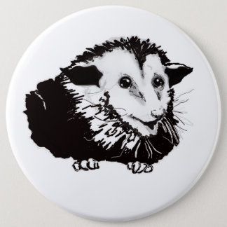 Big Beautiful Possum Button