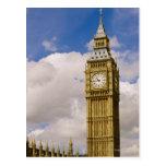 Big Ben 5 Postcard