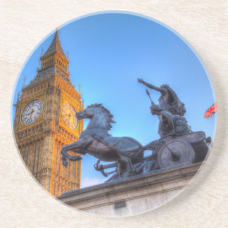 Big Ben and Boadicea Statue Coaster