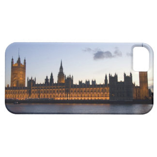 Big Ben and the Houses of Parliament in the city iPhone 5 Covers