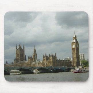 Big Ben and the Houses of Parliament Mouse Pad