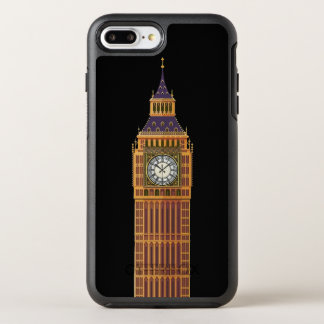 Big Ben Apple iPhone X/8/7 Plus Otterbox Case