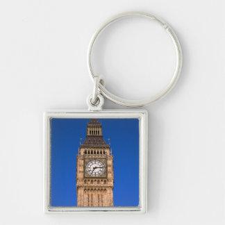 Big Ben at the British Capital Keychain