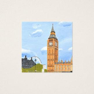 Big Ben Business Card