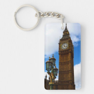Big Ben Customisable Key Ring