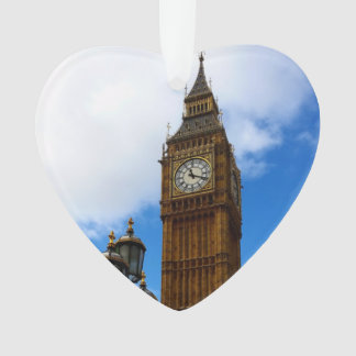 Big Ben Double-Sided Ornament