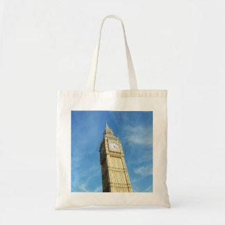 Big Ben (Elizabeth Tower) Tote Bag