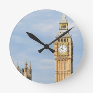 Big Ben in London Wall Clock