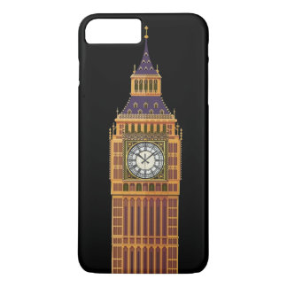 Big Ben iPhone X/8/7 Plus Barely There Case