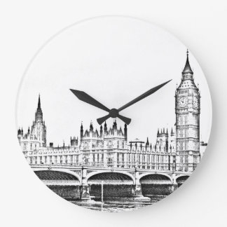Big Ben Large Clock