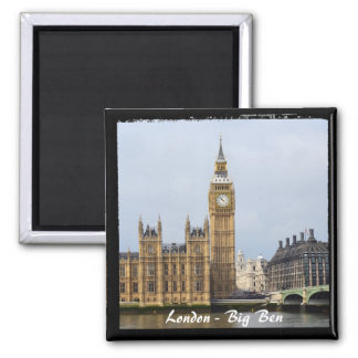 Big Ben, London, England (Fridge Magnet) Magnet