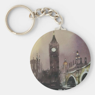 Big Ben London England Key Chain