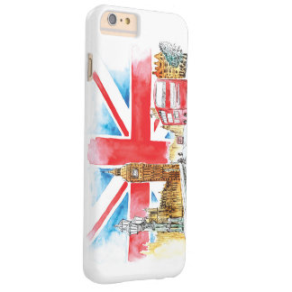 Big Ben London iPhone 4, Barely There Barely There iPhone 6 Plus Case