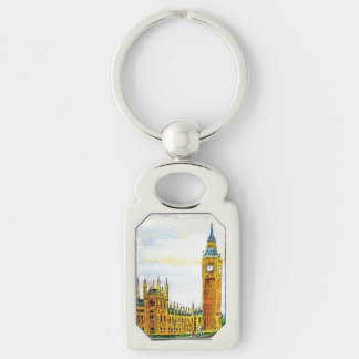 Big Ben, London. Key Ring