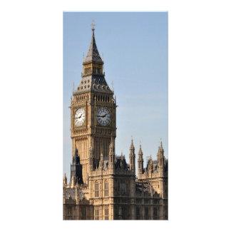 Big Ben London Photo Greeting Card