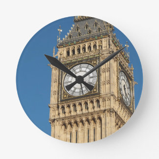 Big Ben London Round Clock