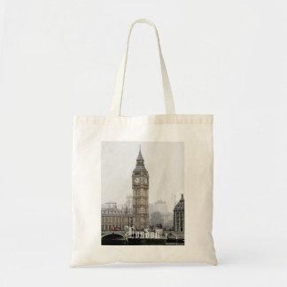 Big Ben London (Watercolour) Tote Bag