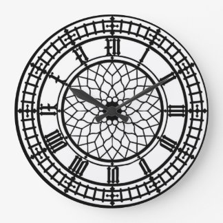 Big Ben Lover's Wall Clock