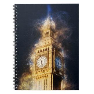 Big Ben notebook