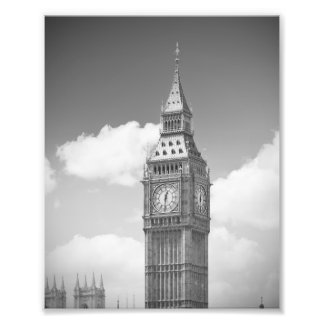 Big Ben Photo Art