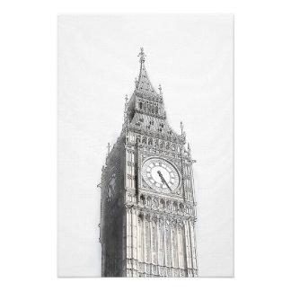 Big Ben Photo Print