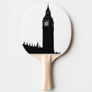 big ben ping pong paddle