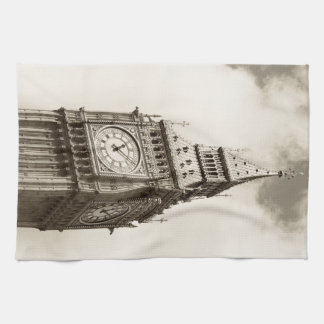 Big Ben Tea Towel
