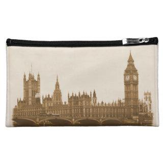 Big Ben - The White Tower - London Bag Cosmetics Bags