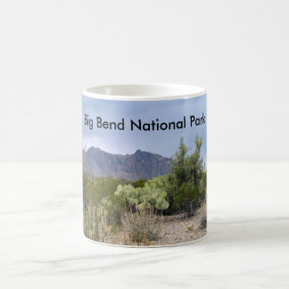 Big Bend National Park mug