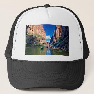 Big Bend Texas National Park Mariscal Canyon Trucker Hat