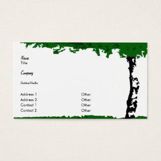 Big Birch Business Cards