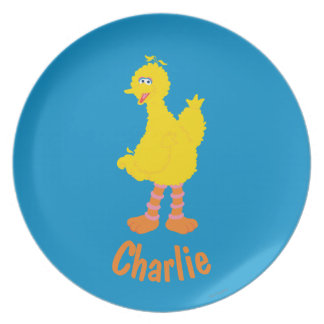 Big Bird Graphic Party Plates