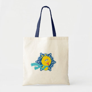 Big Bird Snowflake Tote Bag