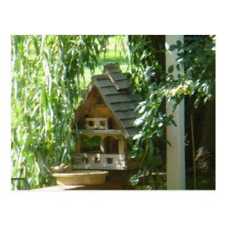 Big Birdhouse postcard