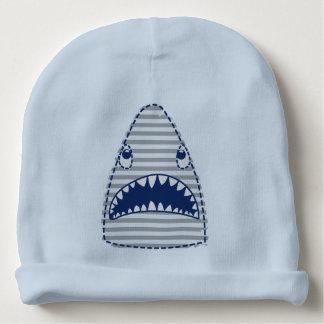 Big bite shark baby beanie
