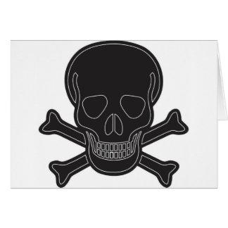 big black bad bones card