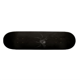 Big Black Creepy 3D Spider Skateboard