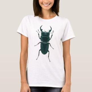 Big Black Dung Beetle T-Shirt