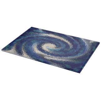 Big Blue Cutting Board