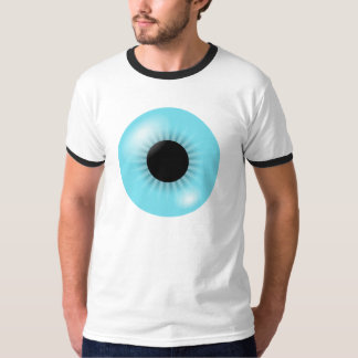 Big Blue Eyeball t-shirt