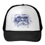 Big Blue Sasquatch Hats